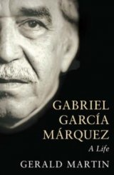 Новая  книга Джеральда Мартина «Габриэль Гарсиа Маркес. Биография».