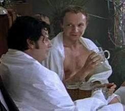 Ирония судьбы или с легким паром: «Понимаете, каждый год 31 декабря мы с друзьями ходим в баню. Это у нас такая традиция...»