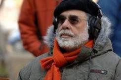 1 апреля в Москву прибудет режиссер Фрэнсис Форд Коппола (Francis Ford Coppola)