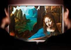 19 мая. «Ночь в музее» в кинотеатре 35mm. «ЛЕОНАРДО HD»