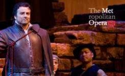 25 февраля. Трансляция оперы «Эрнани». Прямая трансляция из Метрополитен Опера