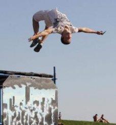 8 — 10 июля. Международный Фестиваль Паркура