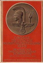 Мюнхенский Центральный институт истории искусств выложил в сеть архив нацистского искусства.