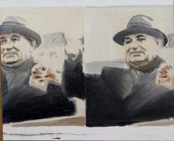 19 января – 2 февраля. Искусство памяти  (Memory Art) 19/ 91.