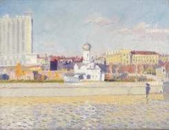 20 апреля – 21 мая.  Москва семидесятых.  Живопись Николая Горлова