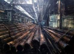 27 апреля – 17 июня. Москва. Фабрики утопии