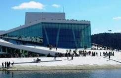 29 марта – 22 апреля. Снёхетта: архитектура – ландшафт – интерьер