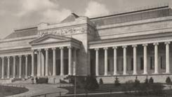 3 выставки Государственного музея изобразительных искусств имени А.С.Пушкина