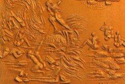 8 ноября Скульптор Энцо Бабини. Посвящение Данте