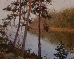 До 8 января 2012 года. Выставка творческого объединения художников «Отражение».
