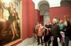 По 17  июля. Выставка одной картины «Сандро Боттичелли. Паллада и кентавр»