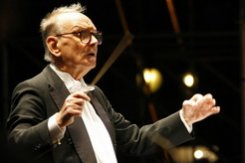 11 декабря, 19.00 — Эннио Морриконе  — выдающийся итальянский композитор, аранжировщик,  дирижёр
