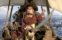 с 26 апреля «Пираты: Банда  неудачников»