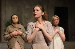 Театр Et cetera, спектакль «Моя Марусечка» — премьера 4, 5 февраля
