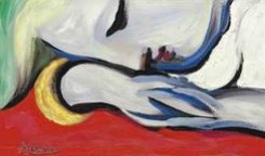 1 мая. Музы Пабло Пикассо