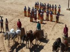 20 июля В иорданском городе Джераш открывается один из самых впечатляющих культурных фестивалей в мире