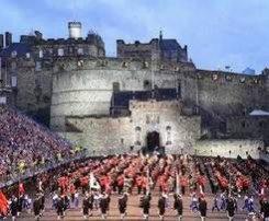 5-27 августа. Эдинбург военный парад