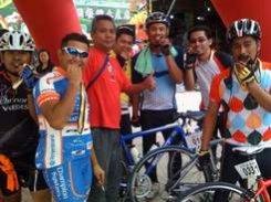 C 17-го по 23-е октября Международный горный велопробег по малазийскому острову