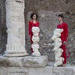 До  1 июля.  Выставка Люси и Джорджа Орта (Lucy and Jorge Orta) в национальном музее современного искусства MAXXI (Рим)