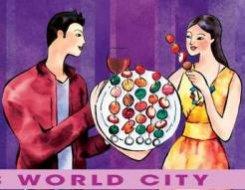 С 27 по 30 октября в Гонконге состоится открытие третьего Фестиваля еды и вина, который продлится целый месяц.