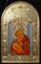 Владимирская-Волоколамская икона Божией матери