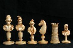 Шахматы «Наполеон против Генриха IV»