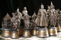 Шахматы «Слово о полку Игореве»