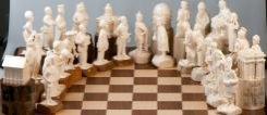 Шахматы «Мастер и Маргарита»