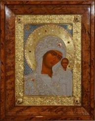 Казанская икона Божией матери (2)