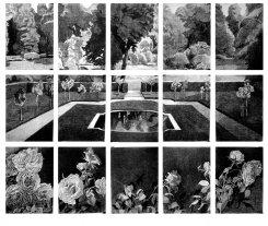 Картина «Парк Багатель»