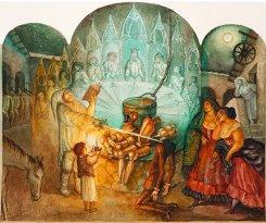Серия картин «Дон Кихот» (003)