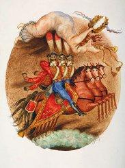 Картина серии Гусарский анекдот «Виктория», 2003