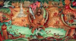 Картина «Охота при царе Алексее Михайловиче», 2009