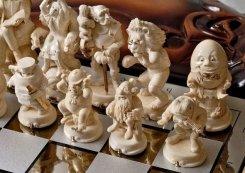 Шахматы сказочные