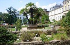 Сад Боннского Университета имени Фридриха Вильгельма