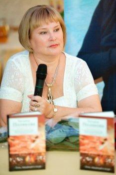 Татьяна Полякова юбилейная семидесятая книга «Огонь, мерцающий в сосуде»