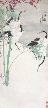 16 — 19 августа. Китайская каллиграфия