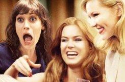 """6 сентября. В мировой прокат выйдет хулиганская девичья комедия «Холостячки """"(Bachelorette)"""