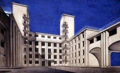 26 сентября — 28 октября. Выставка «Большая Москва. ХХ век»