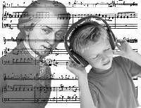 Музыка Моцарта мобилизует все природные способности нашего мозга