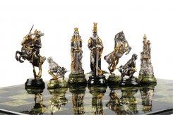 Шахматы «Серебреный век Германии»