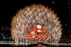 27 сентября по 2 октября. «Золотая луна» зажглась в Гонконге к Празднику середины осени