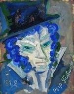 16 октября — 18 ноября. «Резо Габриадзе. Живопись, графика, скульптура»
