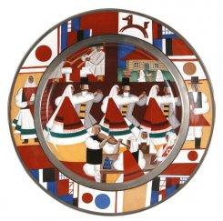 16 октября — 12 декабря. Рижский художественный фарфор. 1925–1940