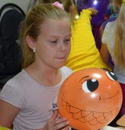21 октября. «Золотая рыбка» и «Смешарики» в Геленджике