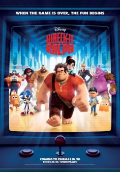 29 октября в Лос-Анджелесе состоялась мировая премьера нового анимационного фильма Disney «Ральф»
