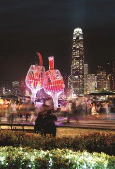 Гастрономический ноябрь — фестиваль Wine & Dine в Гонконге