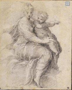 1 декабря — 27 января. «Пять веков итальянского рисунка»