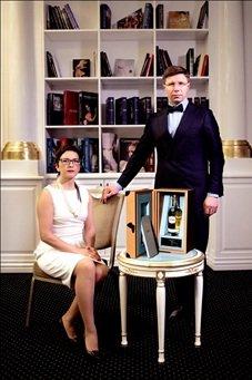 В гостинице «Украина» теперь есть виски за 2 миллиона рублей