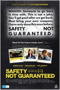С 28 февраля. «Безопасность не гарантируется» / Safety Not Guaranteed